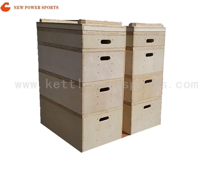 NP800129 Plyo Jerk Box