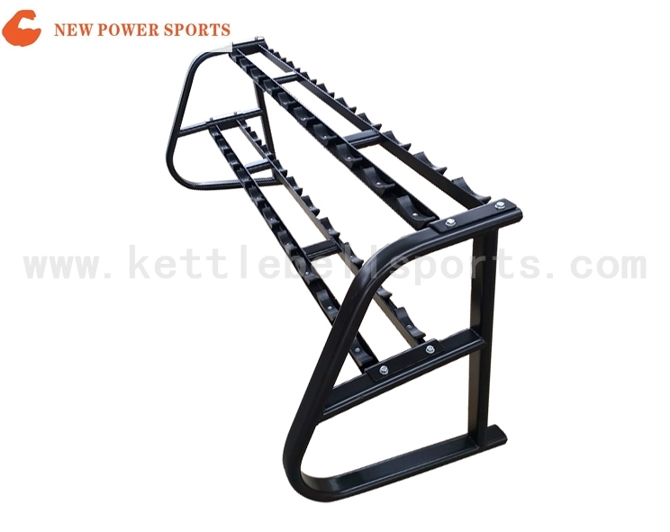 NP200510 Two Layer Dumbbell Rack