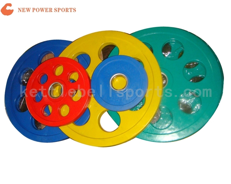 NP600100--Seven Hole Weight Plate